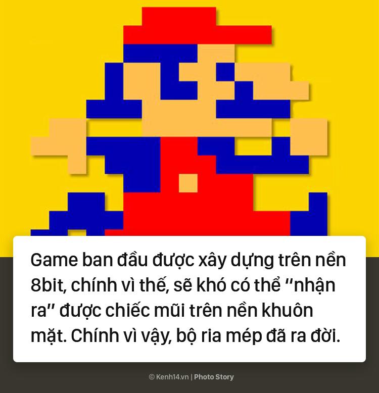 Bí mật về chiếc mũ đỏ và bộ ria mép của Mario - Ảnh 17.