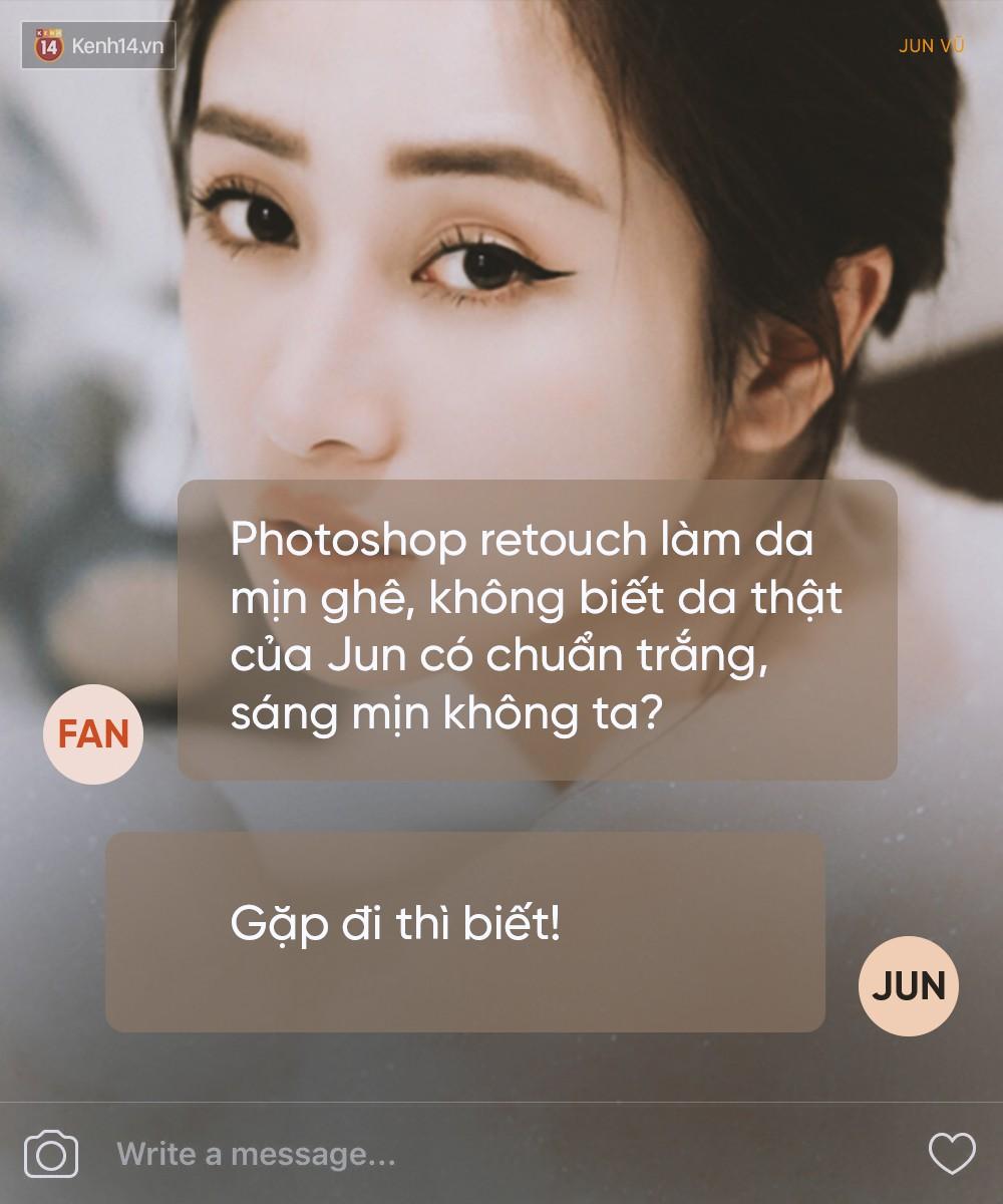 Khi hotgirl Việt không ngại xéo xắt với fan: một biển muối mặn mà là đây! - Ảnh 12.