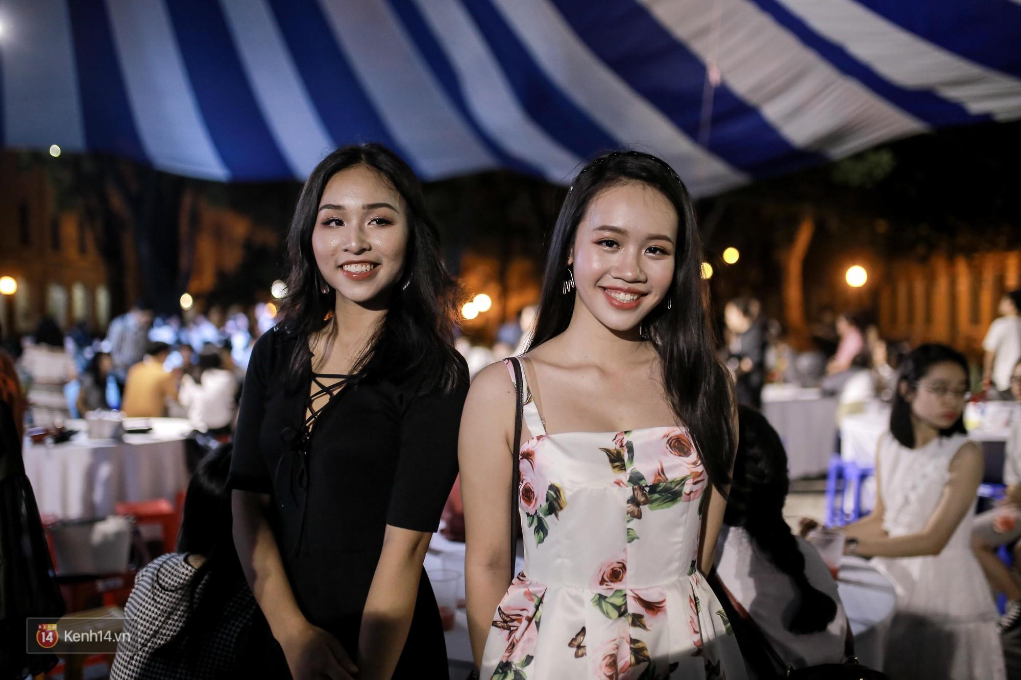 Nữ sinh Chu Văn An xinh ngẩn ngơ trong đêm tri ân/ trưởng thành - Ảnh 1.