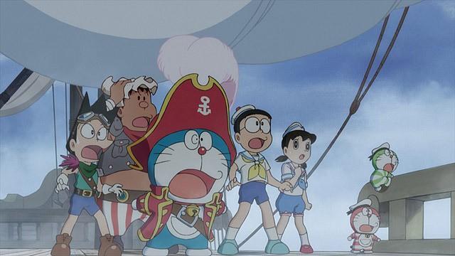 Đi tìm kho báu không bao giờ cạn cùng mèo máy và nhóm bạn Doraemon ở Đảo Giấu Vàng - Ảnh 2.