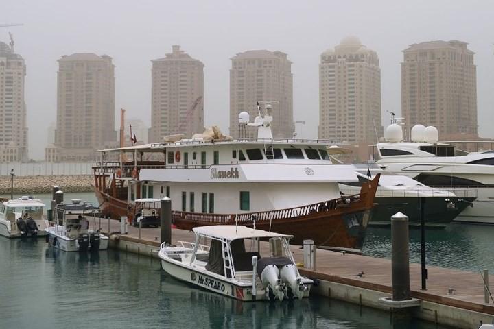Hình ảnh đất nước Qatar hiện đại và đáng sống giữa sa mạc nóng bỏng - Ảnh 2.