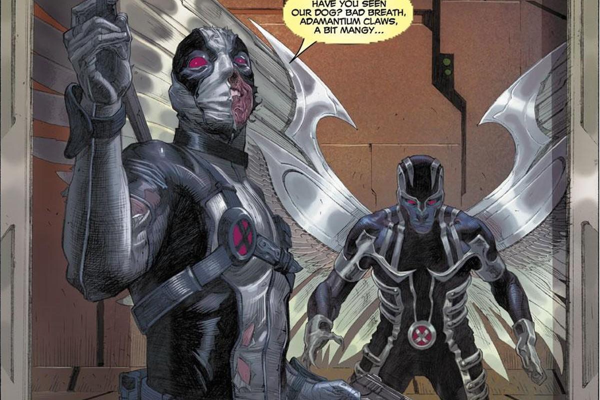 15 chi tiết thú vị bạn có thể bỏ lỡ chỉ trong nháy mắt của Deadpool 2 - Ảnh 16.
