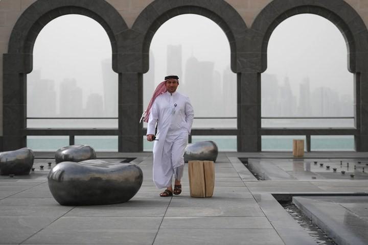 Hình ảnh đất nước Qatar hiện đại và đáng sống giữa sa mạc nóng bỏng - Ảnh 5.