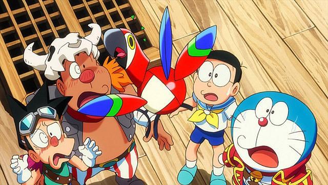 Đi tìm kho báu không bao giờ cạn cùng mèo máy và nhóm bạn Doraemon ở Đảo Giấu Vàng - Ảnh 7.