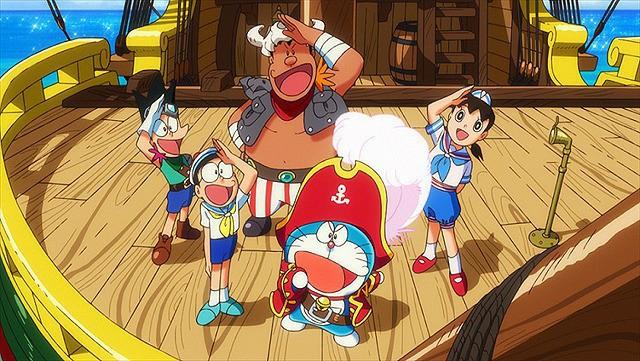 Đi tìm kho báu không bao giờ cạn cùng mèo máy và nhóm bạn Doraemon ở Đảo Giấu Vàng - Ảnh 8.