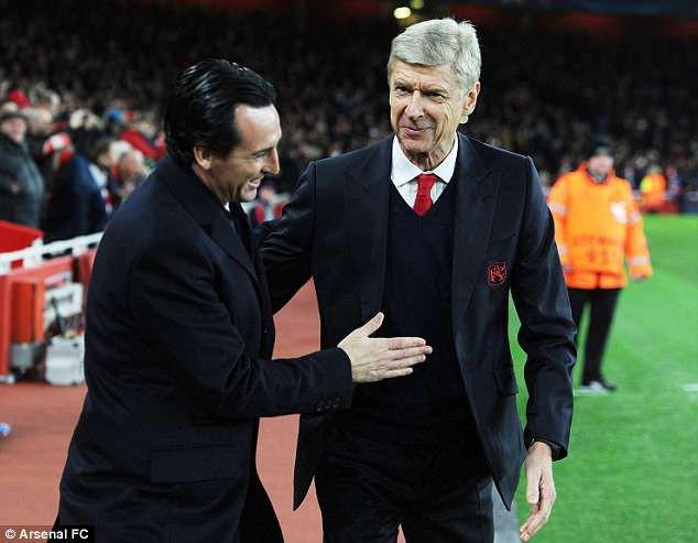 Arsenal bổ nhiệm Vua đấu Cúp C2 thay HLV Arsene Wenger - Ảnh 1.