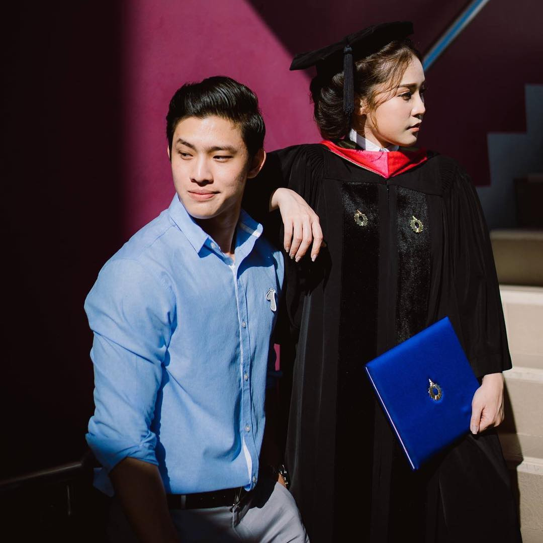 Ảnh tốt nghiệp sinh viên Thái Lan: Ngỡ như đang lạc vào thiên đường trai xinh gái đẹp - Ảnh 9.