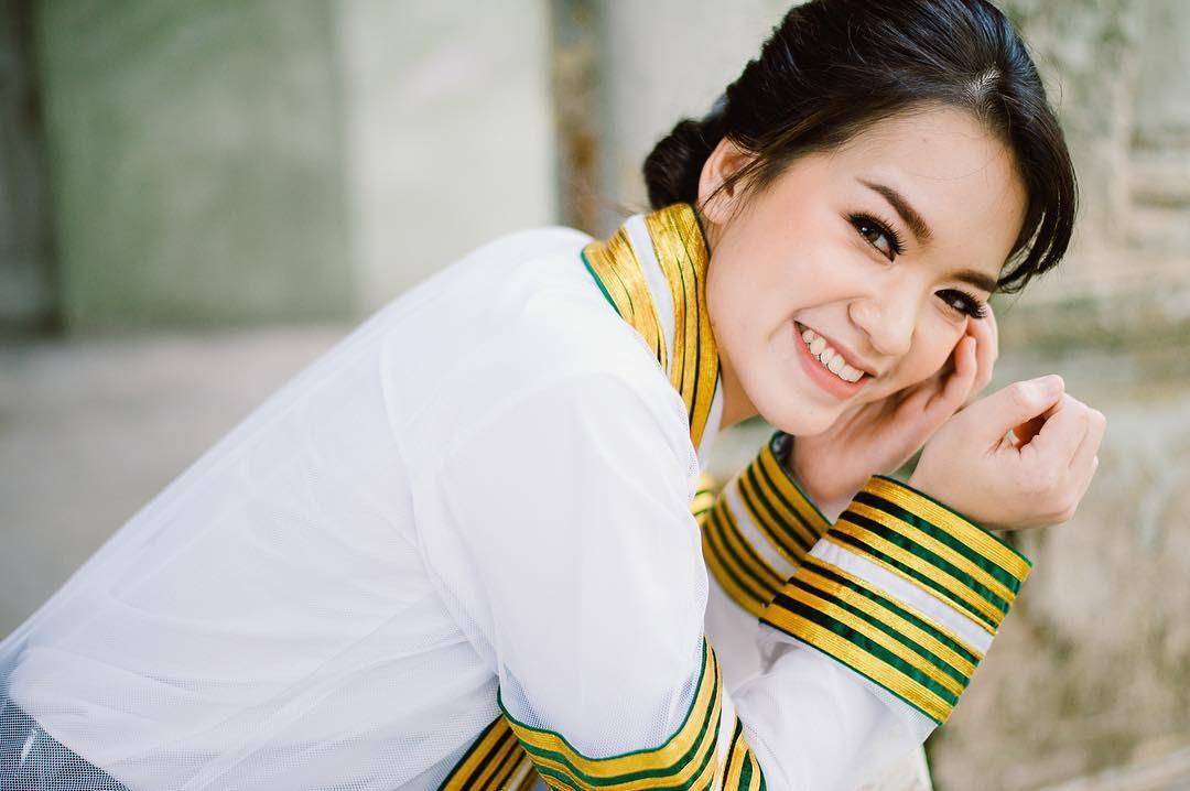 Ảnh tốt nghiệp sinh viên Thái Lan: Ngỡ như đang lạc vào thiên đường trai xinh gái đẹp - Ảnh 12.