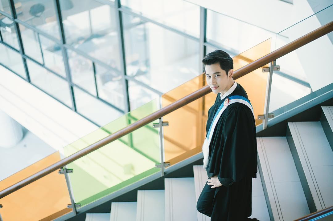 Ảnh tốt nghiệp sinh viên Thái Lan: Ngỡ như đang lạc vào thiên đường trai xinh gái đẹp - Ảnh 3.