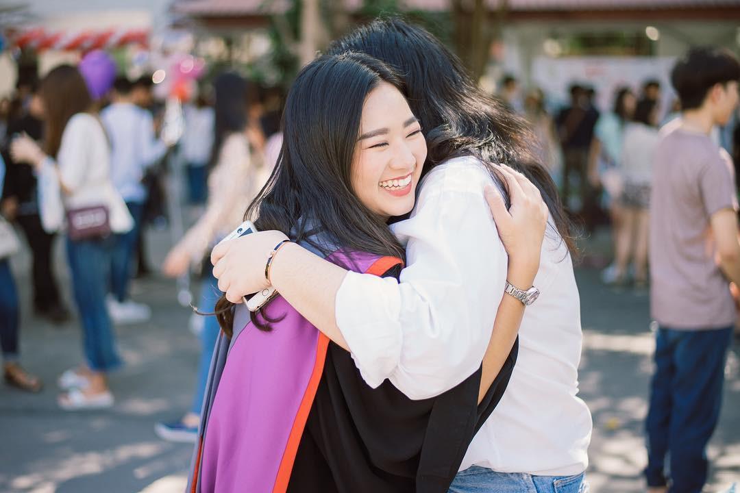 Ảnh tốt nghiệp sinh viên Thái Lan: Ngỡ như đang lạc vào thiên đường trai xinh gái đẹp - Ảnh 14.