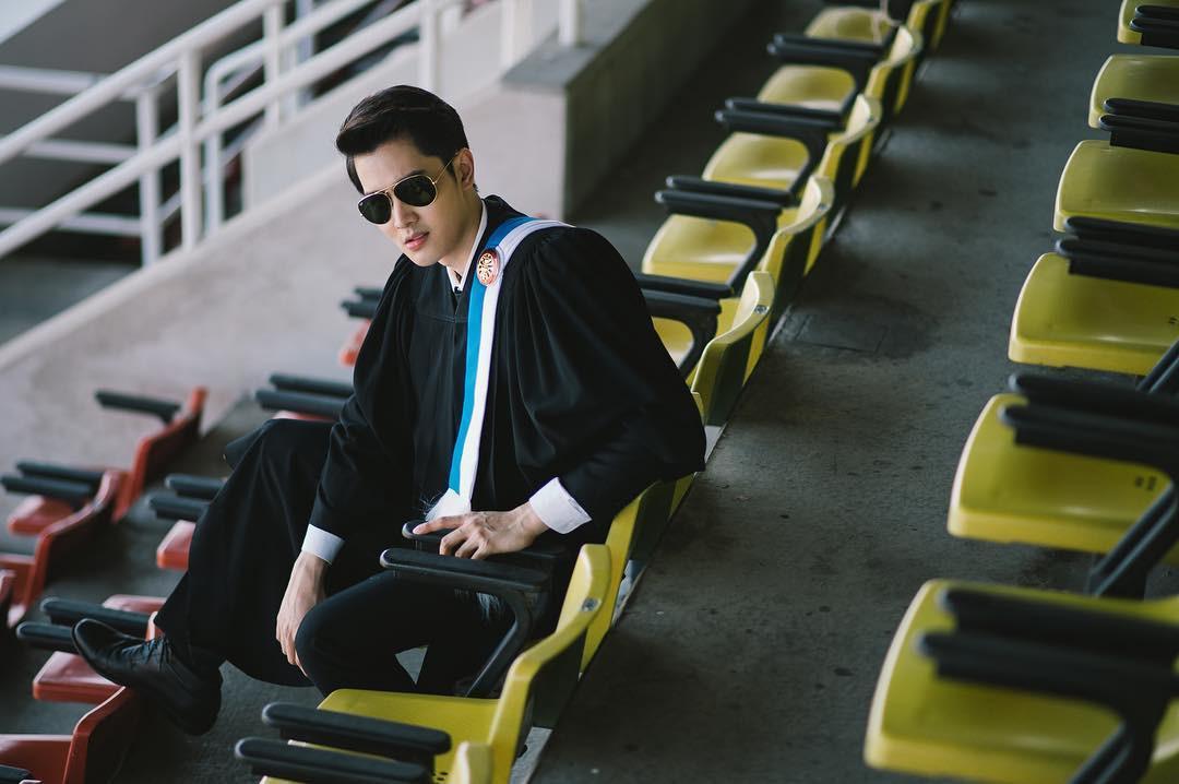 Ảnh tốt nghiệp sinh viên Thái Lan: Ngỡ như đang lạc vào thiên đường trai xinh gái đẹp - Ảnh 5.