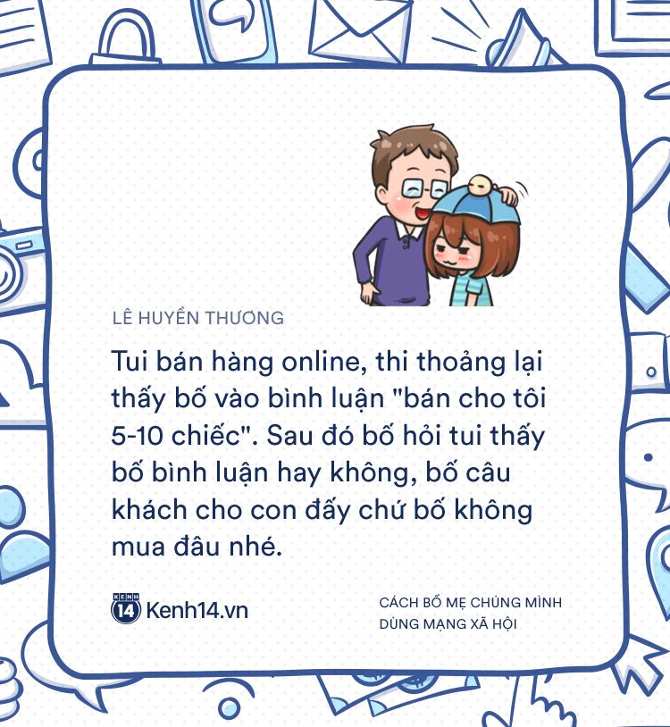 Khi bố mẹ dùng mạng xã hội: hăng hái đăng ảnh dìm hàng, thẳng tay block con cái không chút nhân nhượng! - Ảnh 15.
