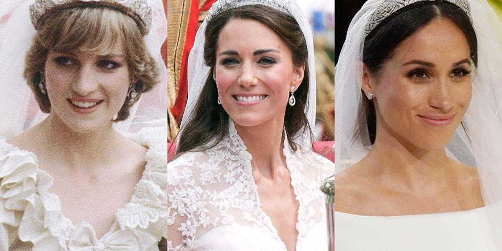 Đặt lên bàn cân 10 khoảnh khắc giữa ba đám cưới Hoàng gia: Công nương Diana vẫn được đánh giá là xinh đẹp nhất - Ảnh 3.