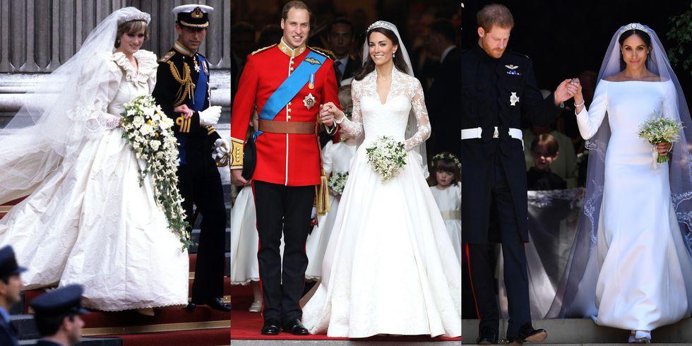 Đặt lên bàn cân 10 khoảnh khắc giữa ba đám cưới Hoàng gia: Công nương Diana vẫn được đánh giá là xinh đẹp nhất - Ảnh 7.