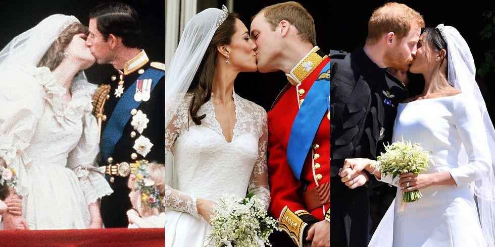 Đặt lên bàn cân 10 khoảnh khắc giữa ba đám cưới Hoàng gia: Công nương Diana vẫn được đánh giá là xinh đẹp nhất - Ảnh 9.