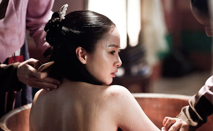 Lee young ae sexy