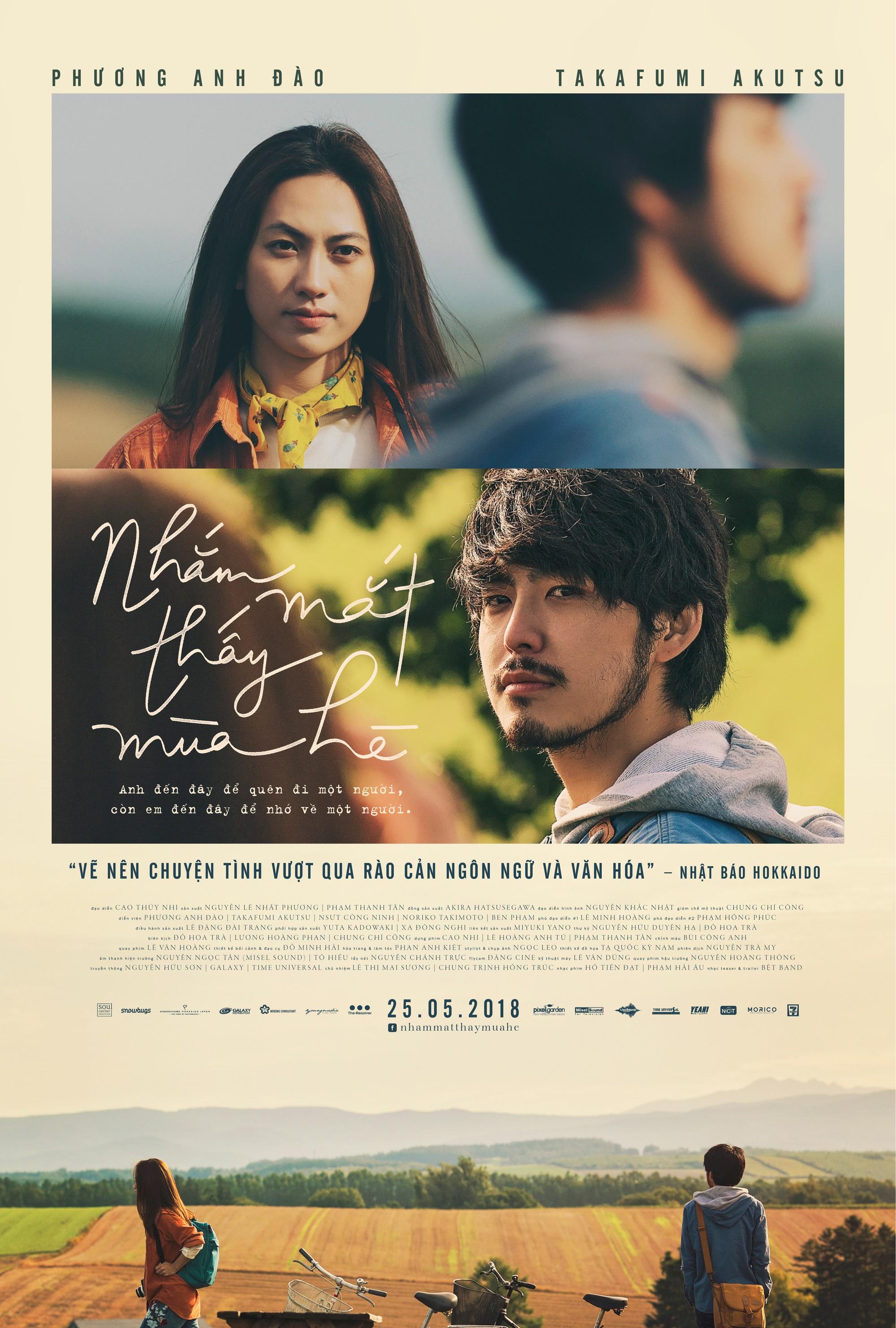 Nhắm Mắt Thấy Mùa Hè: Giấc mộng thanh xuân đẹp đẽ của điện ảnh Việt