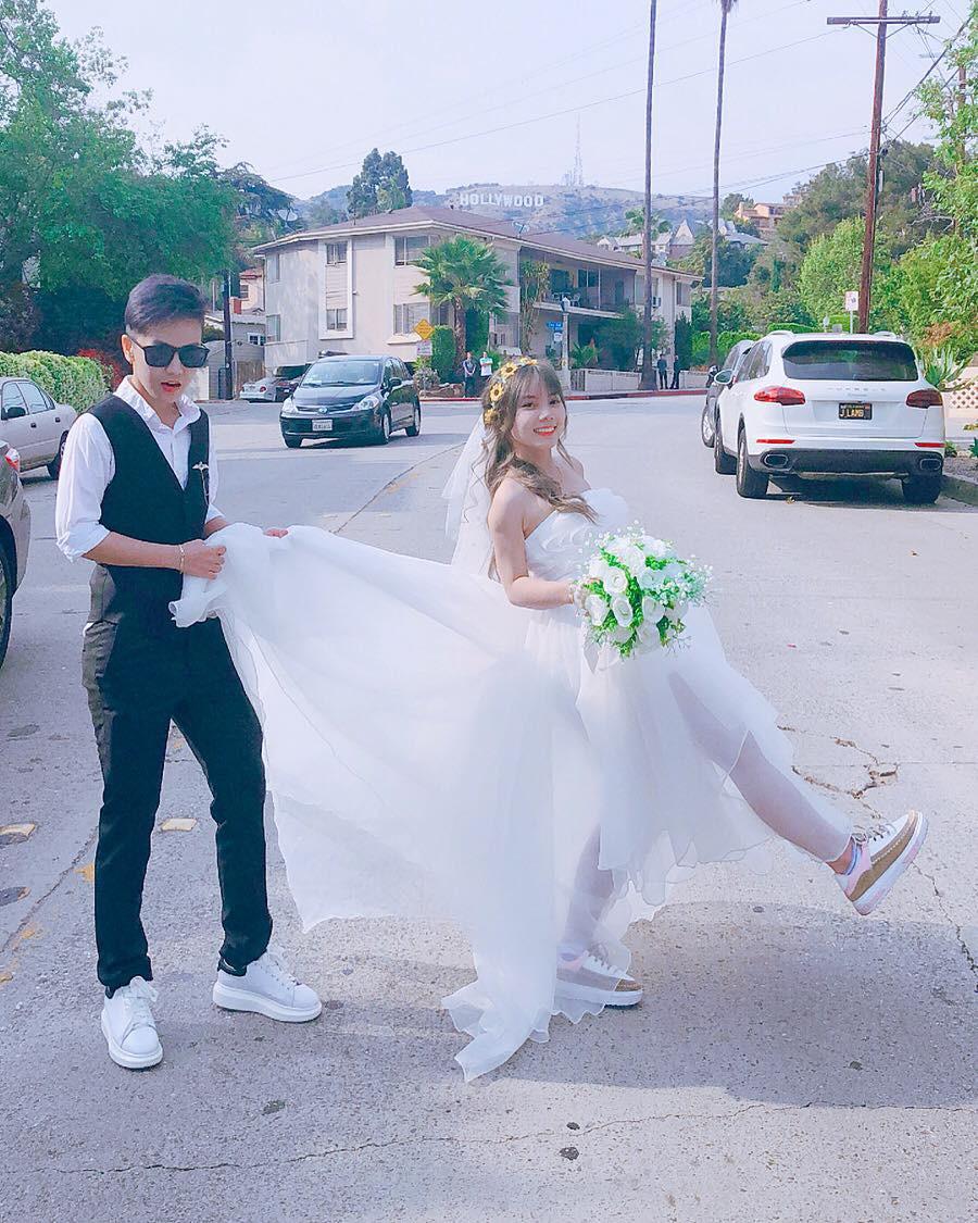 Tomboy Tô Trần Di Bảo đã kết hôn hợp pháp với bạn gái tại Mỹ - Ảnh 3.