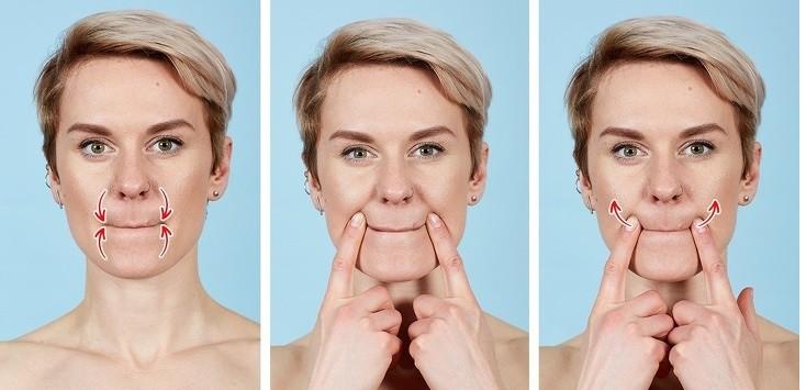 7 bài tập hiệu quả để thoát khỏi nếp nhăn chỉ trong vòng 12 phút - Ảnh 4.