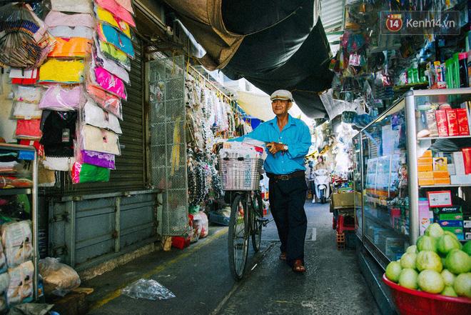 Người đàn ông giao báo bằng xe đạp cuối cùng ở Sài Gòn: Vội làm gì giữa cuộc đời hối hả - Ảnh 5.