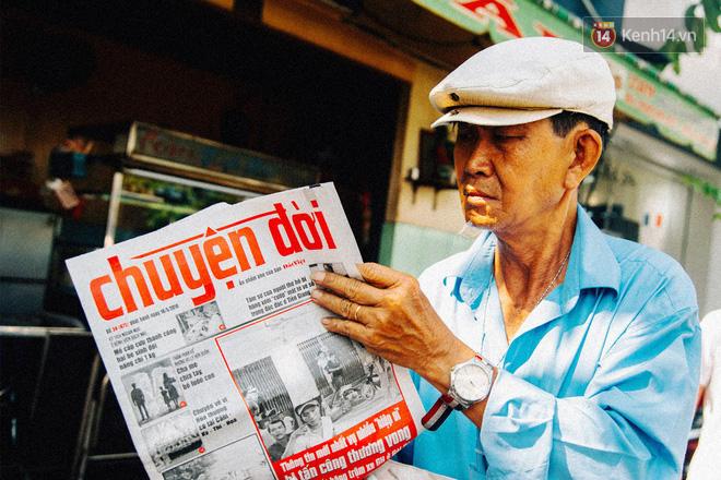 Người đàn ông giao báo bằng xe đạp cuối cùng ở Sài Gòn: Vội làm gì giữa cuộc đời hối hả - Ảnh 3.