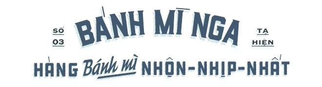 Bánh mì phố cổ Hà Nội: Ngon lành, giòn rụm những ổ bánh đã trở thành một phần văn hoá ẩm thực - Ảnh 3.