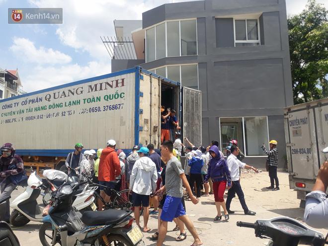 Bỏ tiền giải cứu 17 tấn sầu riêng giữa trưa hè Hà Nội, người mua thất vọng với chất lượng thực tế: Tài xế lên tiếng - Ảnh 8.