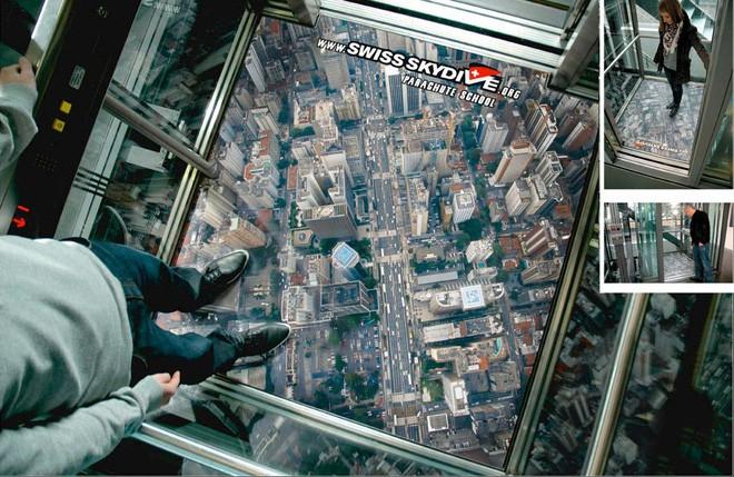 Chùm ảnh: Đi thang máy chẳng còn là trải nghiệm quá buồn chán nữa với những thiết kế độc nhất vô nhị này - Ảnh 16.