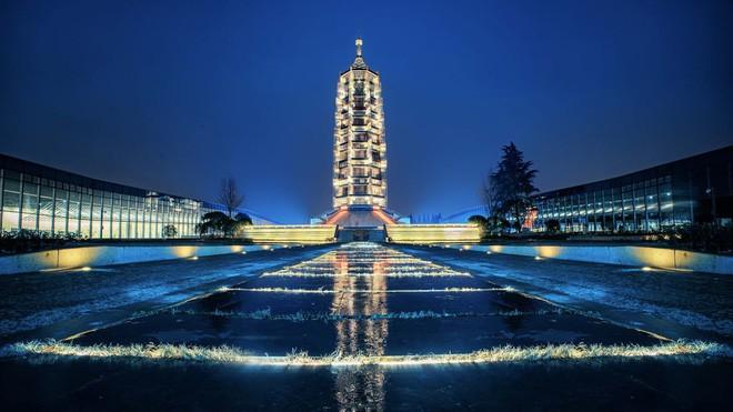 Bí ẩn tòa tháp Sứ ở Nam Kinh: Được mệnh danh là kỳ quan của Trung Quốc - Ảnh 6.