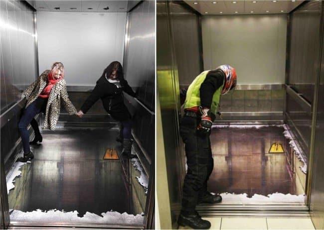 Chùm ảnh: Đi thang máy chẳng còn là trải nghiệm quá buồn chán nữa với những thiết kế độc nhất vô nhị này - Ảnh 10.
