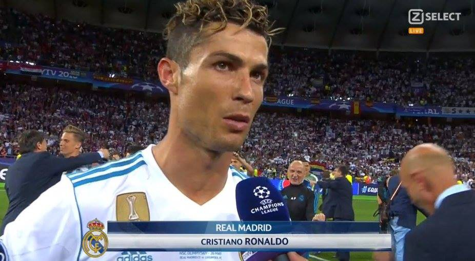 Ronaldo phát biểu gây sốc, khiến fan Real phẫn nộ sau chung kết Champions League - Ảnh 1.