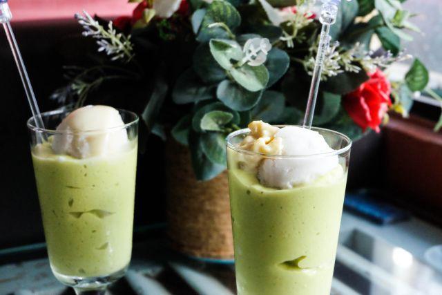Điểm mặt những món tráng miệng Sài Gòn nhờ có sầu riêng mà độ ngon tăng lên gấp bội - Ảnh 4.