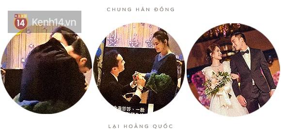 Chung Hân Đồng: 10 năm chờ đợi 1 đám cưới, đặt cược tình yêu với bao kẻ đón người đưa - Ảnh 12.