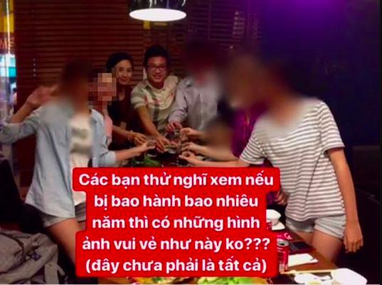 MC Minh Tiệp VTV bị em vợ 15 tuổi tố bạo hành - Ảnh 4.