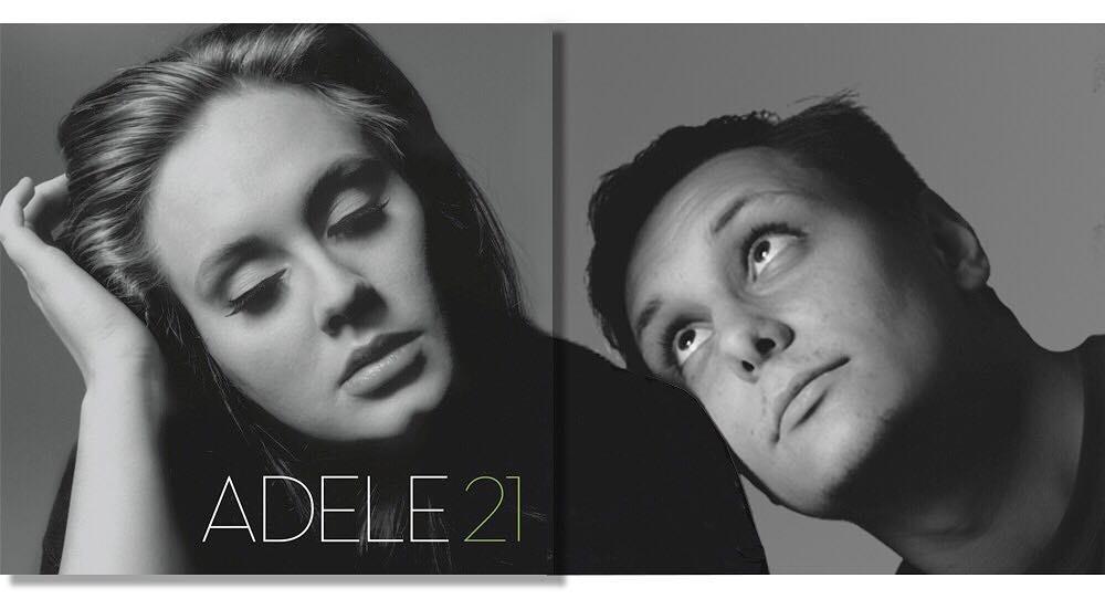 Thanh niên rảnh thích Photoshop album của chị em showbiz, trêu cả Adele lẫn Michael Jackson - Ảnh 1.