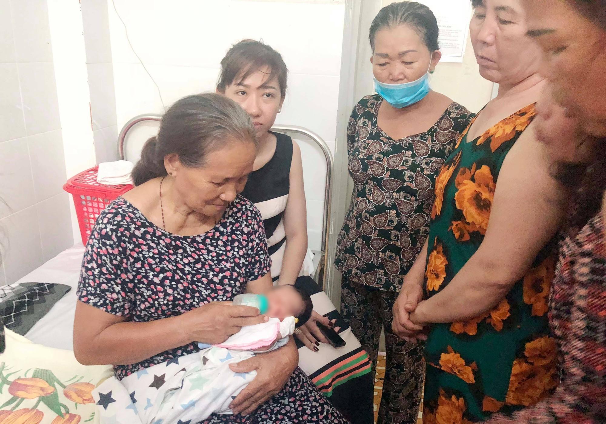 Vụ bé sơ sinh nghi bị chôn sống ở Bình Thuận: Một người phụ nữ nhận là mẹ và chôn sống con khi vừa mới sinh ra - Ảnh 3.