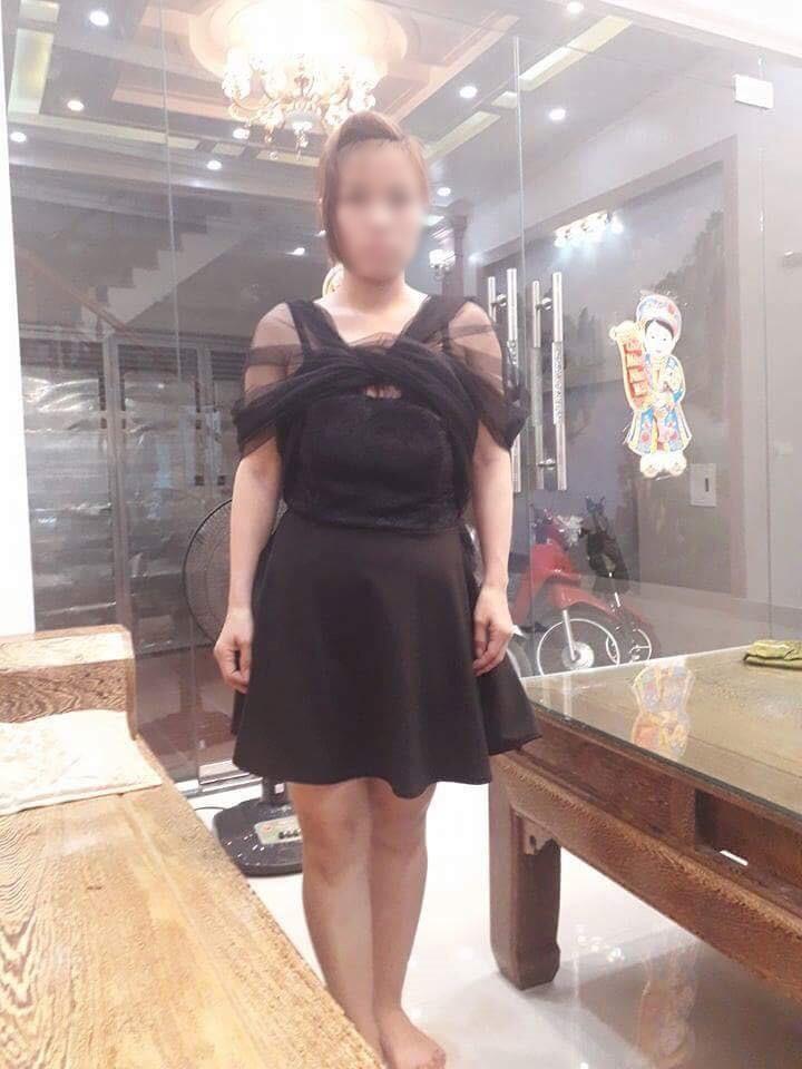 Cô gái đặt mua chiếc váy được shop cam kết y hình, cứ tưởng xinh đẹp lộng lẫy ai ngờ ngã ngửa khi khoác cả đống vải màn trước ngực - Ảnh 3.