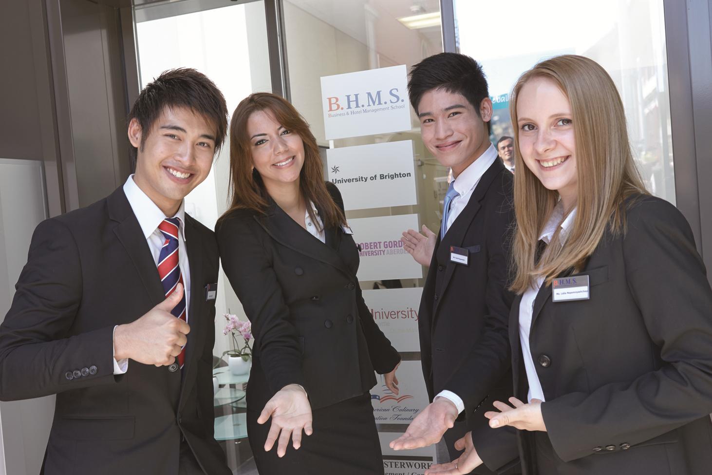 Swissday 2018: Bí quyết thành công trong lĩnh vực Quản lý Nhà hàng Khách sạn cùng BHMS - Ảnh 2.