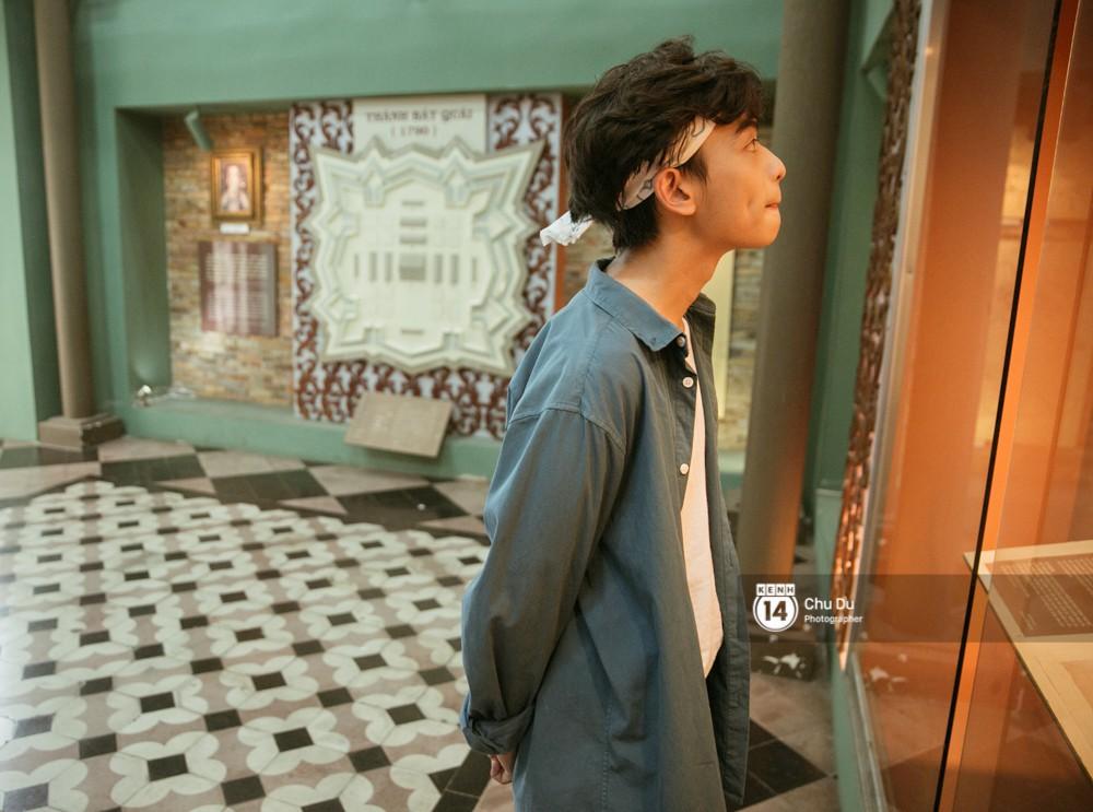 Ben Phạm: Chàng trai sinh năm 1998 đa tài, vừa làm stylist siêu đỉnh, vừa đóng phim cực đáng yêu - Ảnh 4.
