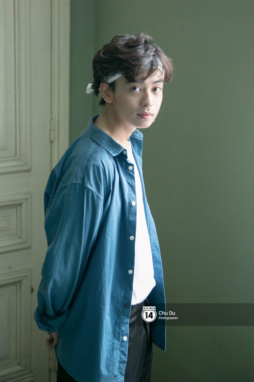 Ben Phạm: Chàng trai sinh năm 1998 đa tài, vừa làm stylist siêu đỉnh, vừa đóng phim cực đáng yêu - Ảnh 2.