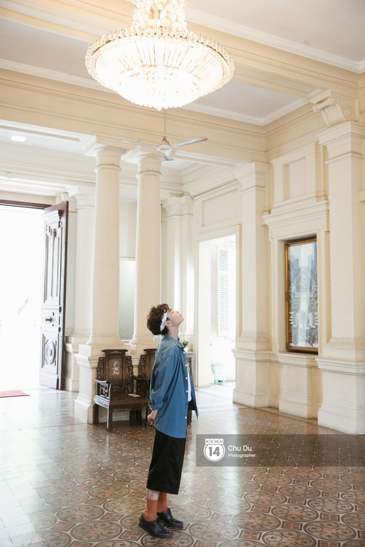 Ben Phạm: Chàng trai sinh năm 1998 đa tài, vừa làm stylist siêu đỉnh, vừa đóng phim cực đáng yêu - Ảnh 10.