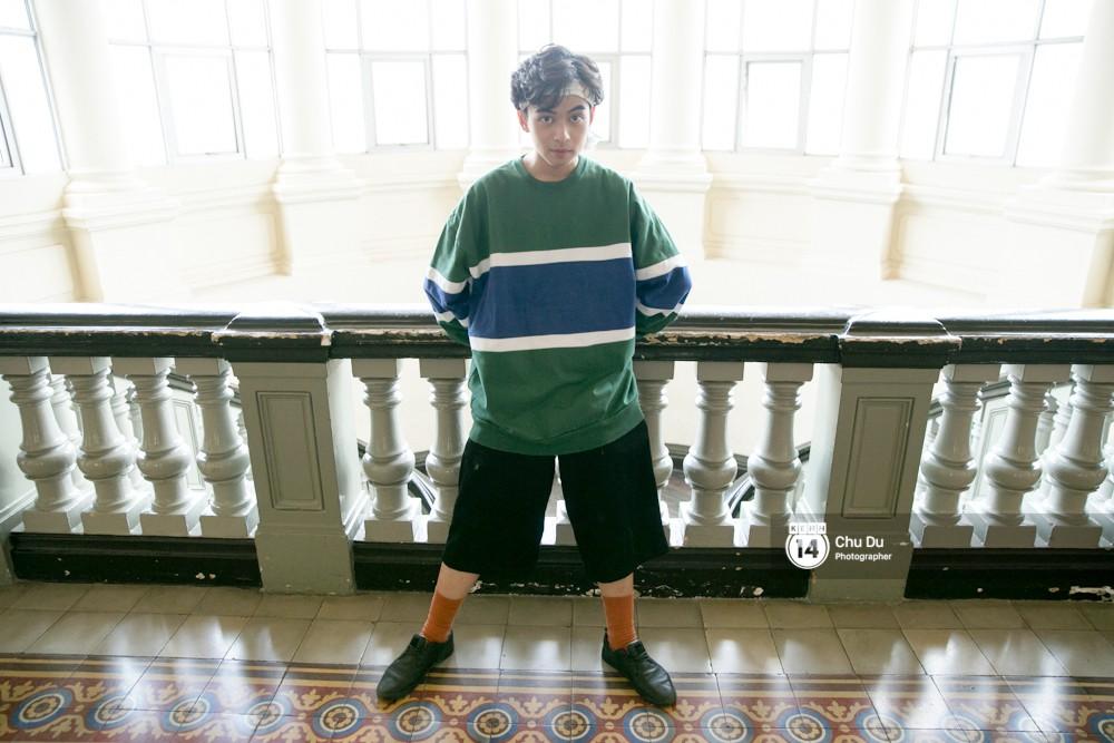 Ben Phạm: Chàng trai sinh năm 1998 đa tài, vừa làm stylist siêu đỉnh, vừa đóng phim cực đáng yêu - Ảnh 17.
