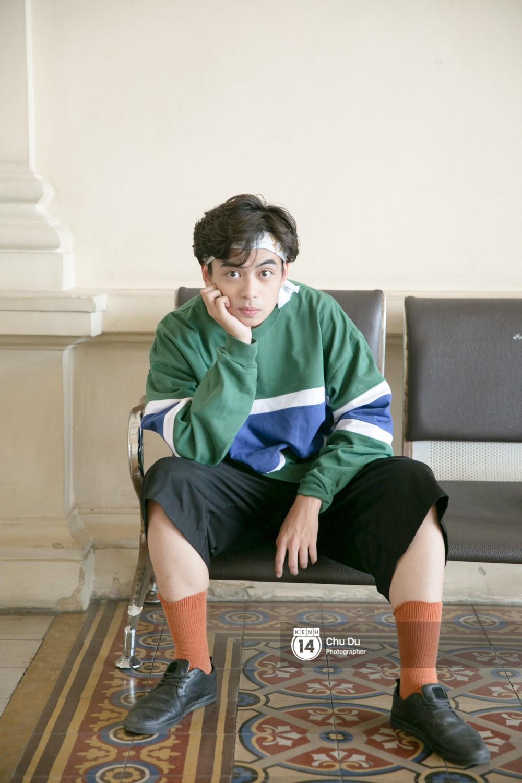 Ben Phạm: Chàng trai sinh năm 1998 đa tài, vừa làm stylist siêu đỉnh, vừa đóng phim cực đáng yêu - Ảnh 7.