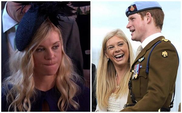 Sau vẻ tiếc nuối tại đám cưới, bạn gái cũ của Hoàng tử Harry giờ ra sao? - Ảnh 1.