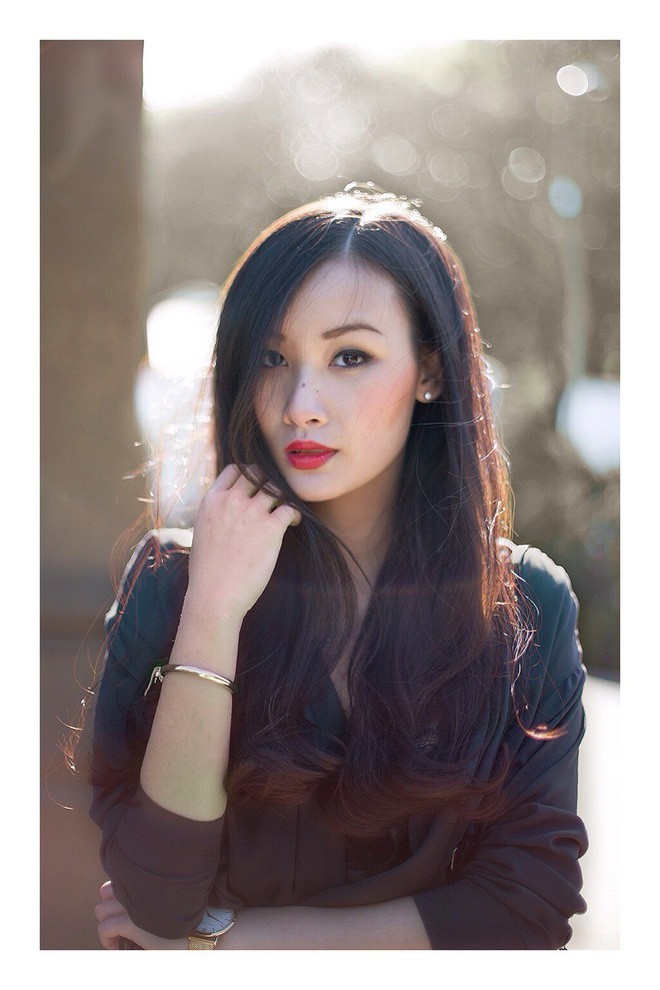 Cao hơn mét rưỡi vẫn mặc đẹp quên sầu, bí quyết blogger gốc Việt Levi Nguyễn là gì mà khiến hàng triệu cô nàng học theo? - Ảnh 1.