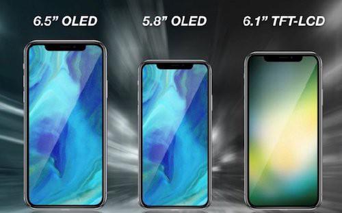 iPhone giá rẻ 2018 sẽ có màu hường thắm nữ tính, kết hợp cùng vàng và xanh biển? - Ảnh 1.