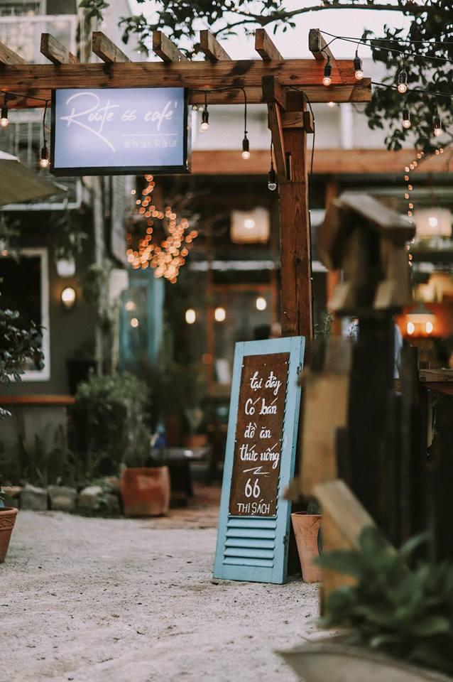 Đẹp lung linh lại còn mở cửa 24h, chắc hẳn quán cà phê Đà Lạt này sẽ trở thành tụ điểm siêu hot trong thời gian tới - Ảnh 1.