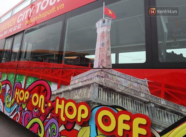 Xe buýt 2 tầng đầu tiên của Hà Nội chuẩn bị được đưa vào sử dụng - Ảnh 2.