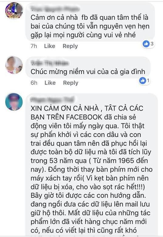Chuyện vui thời MXH: Ông nội tuyên bố nghỉ chơi Facebook do lỡ tay xóa mất dữ liệu lâu năm, con cháu tá hỏa đi tìm cách khôi phục - Ảnh 5.