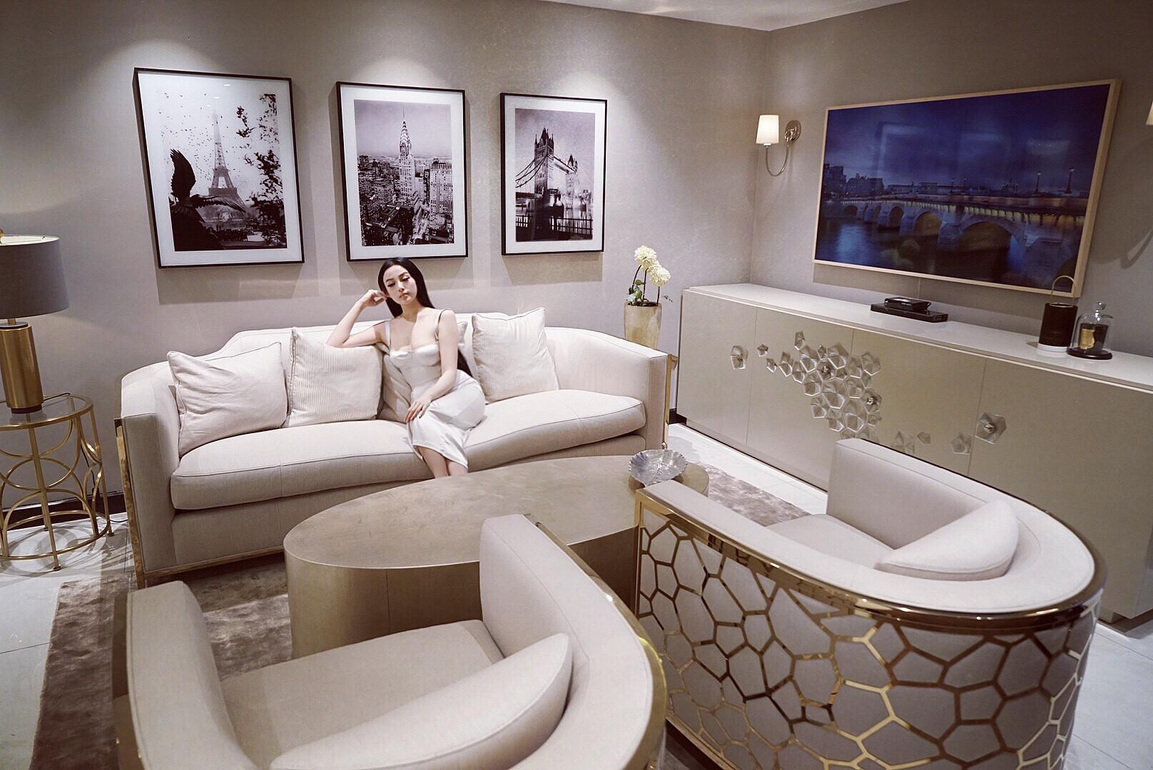 Cận cảnh ngôi nhà trị giá 5 triệu đô ngay giữa trung tâm Sài Gòn của Huyền Baby - Ảnh 6.